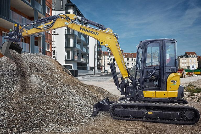 maquinaria para construcción