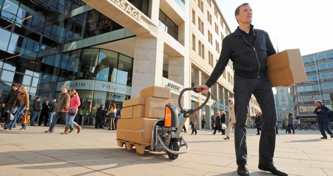 maquinaria para almacenaje y logística en ciudad real